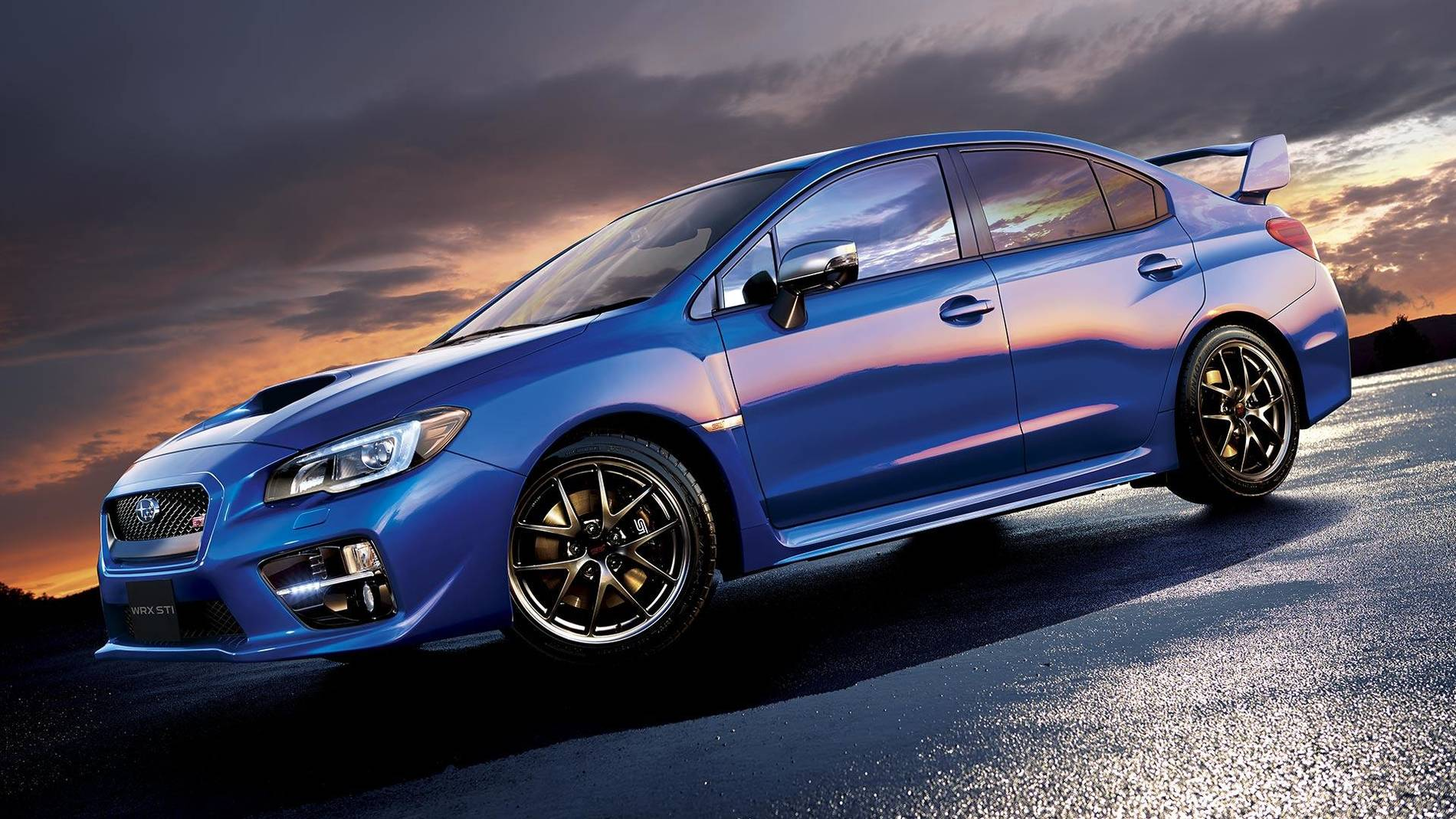 New Subaru Wrx Sti Wallpaper Image Picture