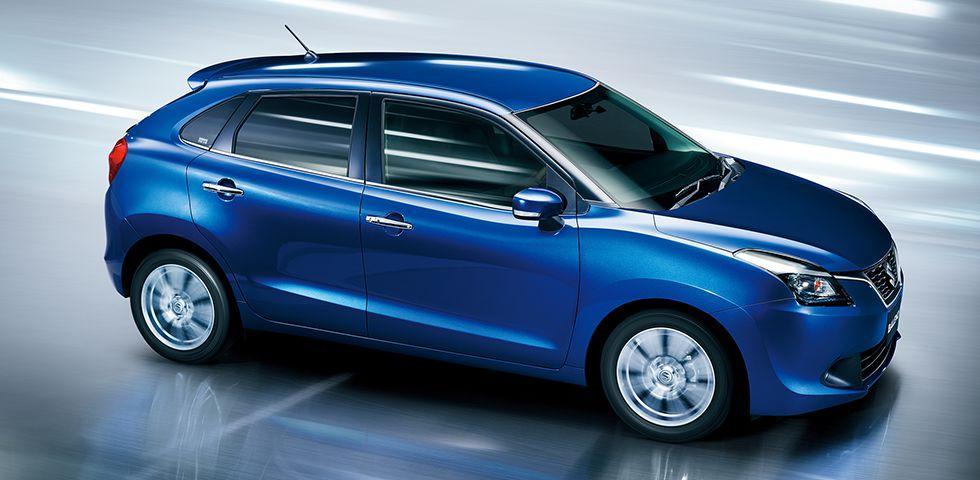 New Suzuki Baleno Photo Image Picture