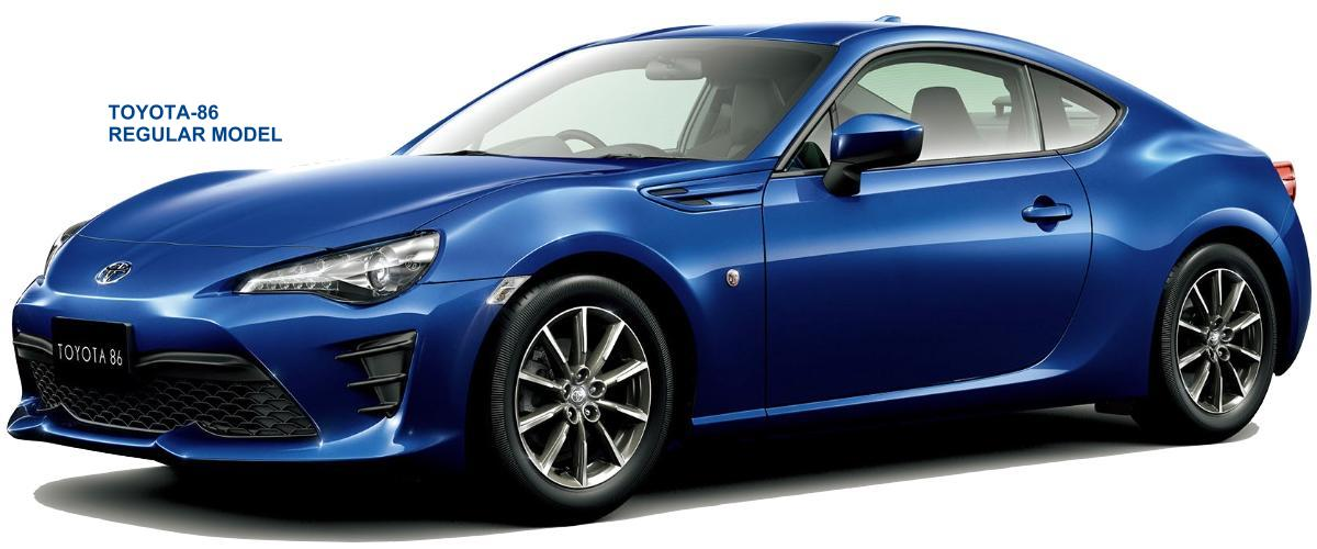 New Toyota 86 photo: Front image 2