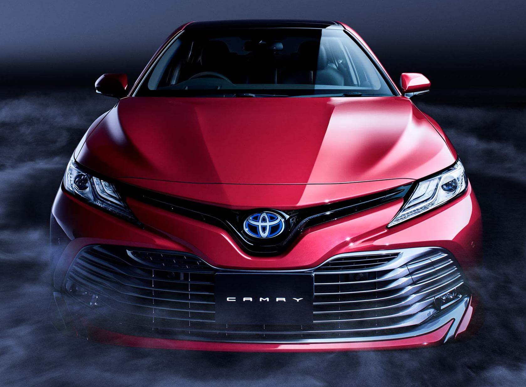 Toyota Camry Wallpaper