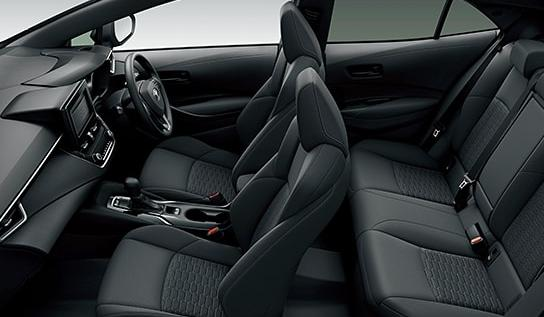 Toyota Hybrid Cars >> New Toyota Corolla Sport Hybrid pictures, Front photo and Interior image