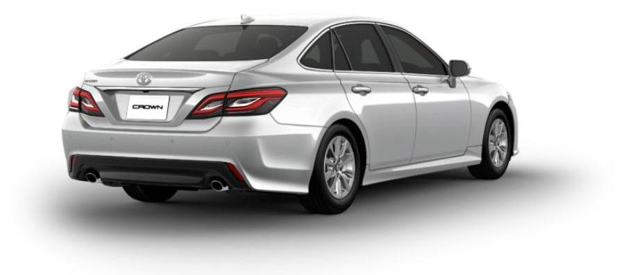 New Toyota Crown photo: Rear image