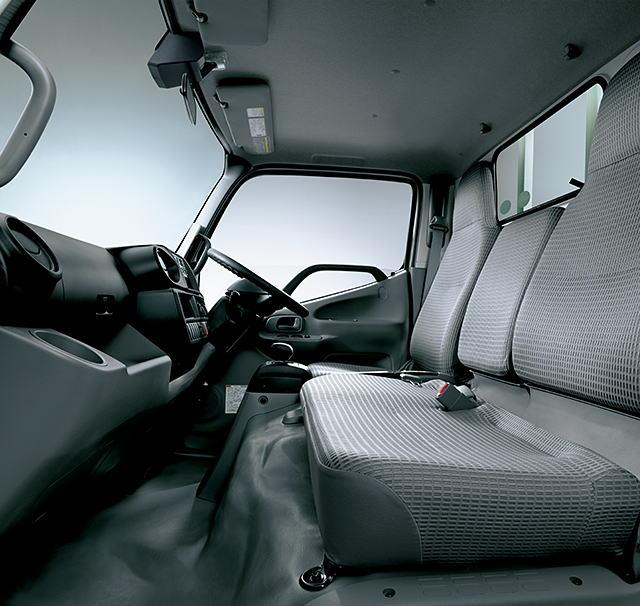New Toyota Dyna Truck photo: Front Cabin image