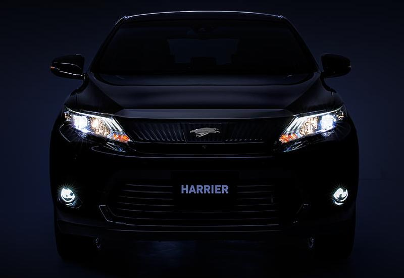 New New Toyota Harrier photo: Front image / picture 5