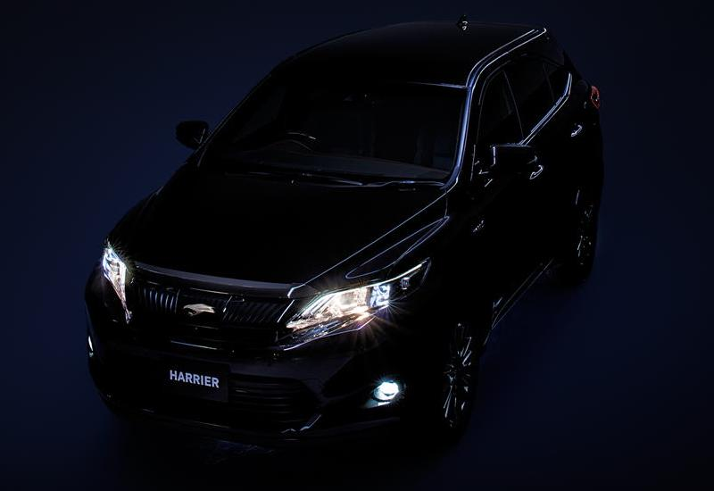 New New Toyota Harrier photo: Front image / picture 6