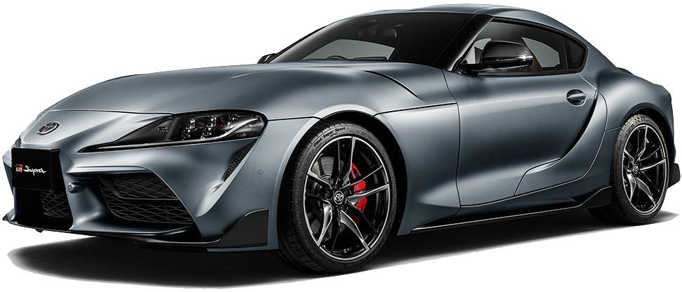 New Toyota Supra photo: Front view 4