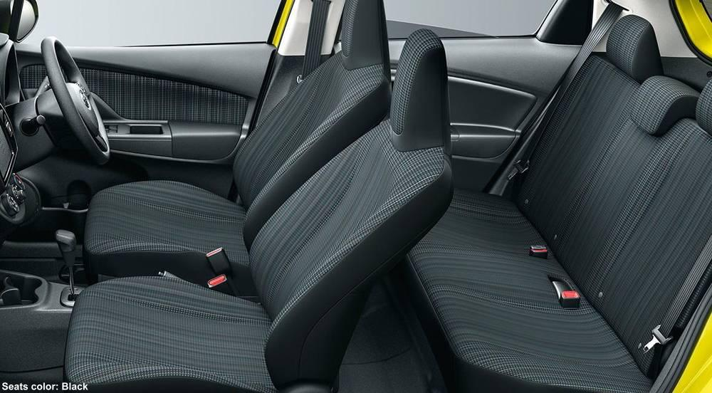 New Toyota Vitz Interior Picture Seat Photo Inside View