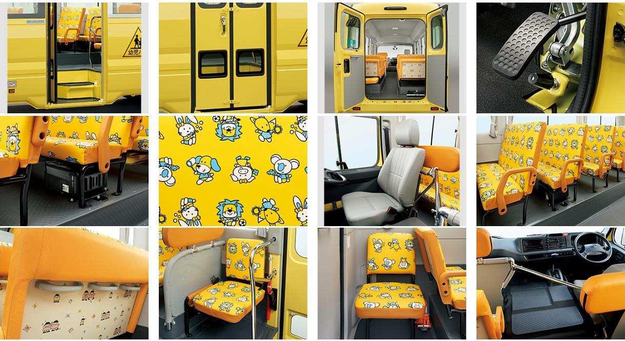 New Toyota Coaster School Bus photo: many pictures