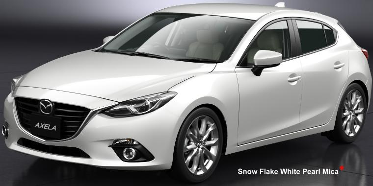 Snow Flake White Pearl Mica Us 420