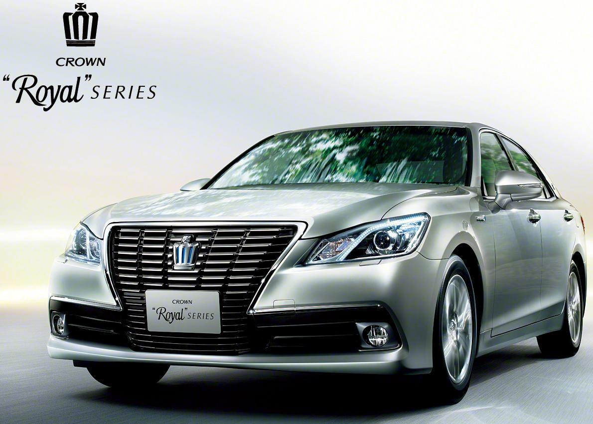 Brand New Toyota Crown Royal Saloon Wallpaper Pictures