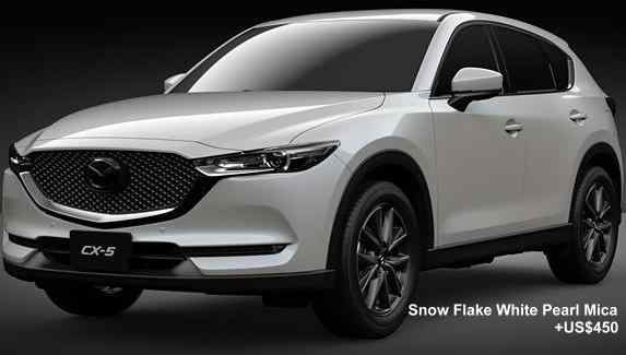 Pictures Of Mazda Cars >> New Mazda CX5 Body colors, Full variation of exterior colours selection