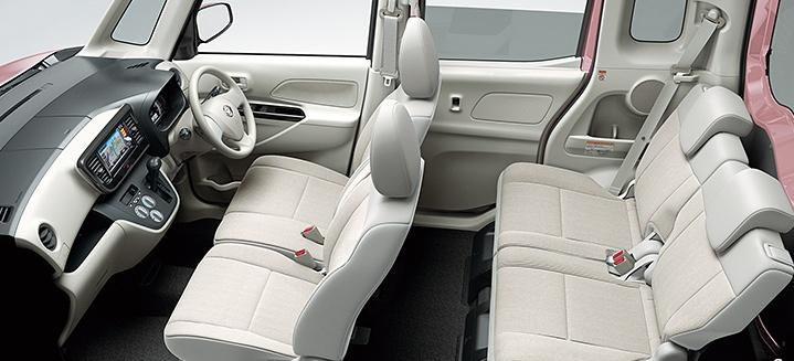 New Nissan Dayz Roox Interior picture, Inside view photo ...