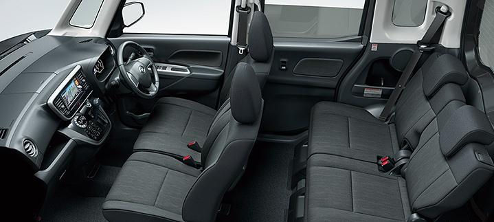 New Nissan Dayz Roox Highway Star Interior picture, Inside ...