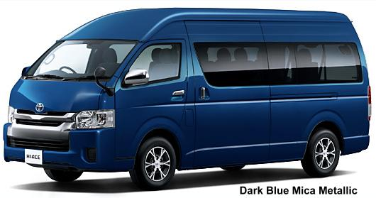 Dark Blue Mica Metallic
