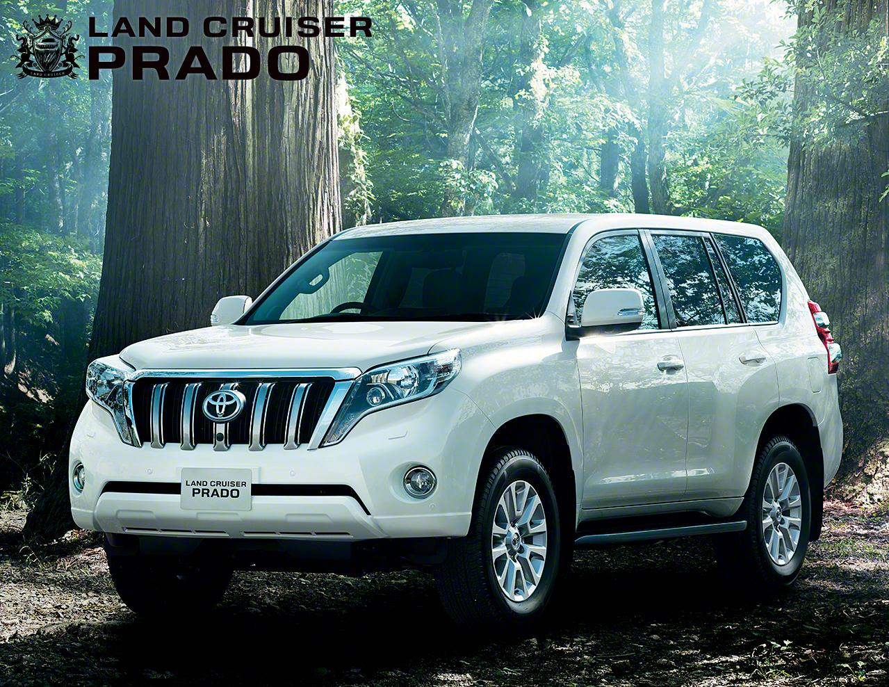 toyota land cruiser prado 2015 отзывы