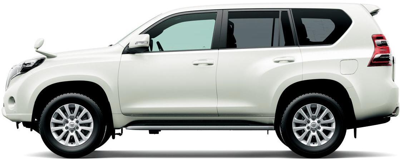 Toyota Land Cruzer >> Back