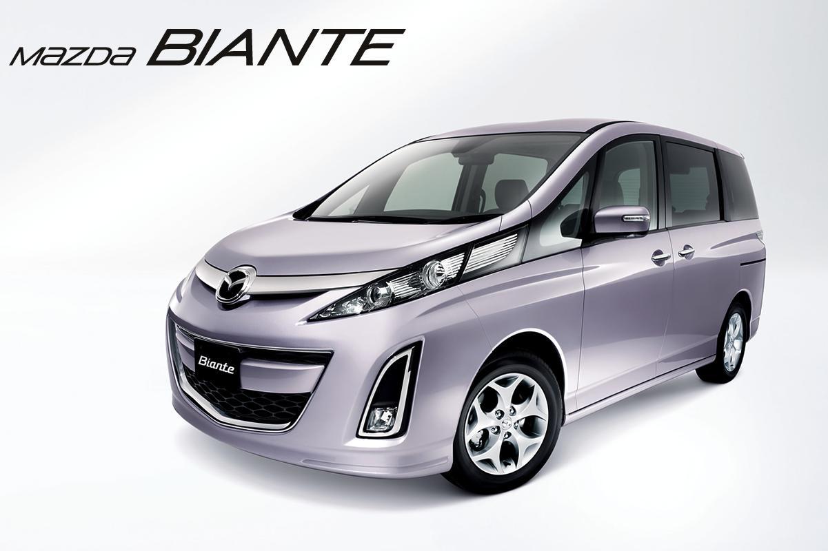Brand New Mazda Biante Picture