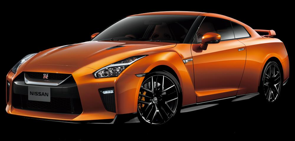 New Nissan GTR photo: Front view 1