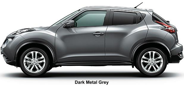 New Nissan Juke Body Colors Full Variation Of Exterior