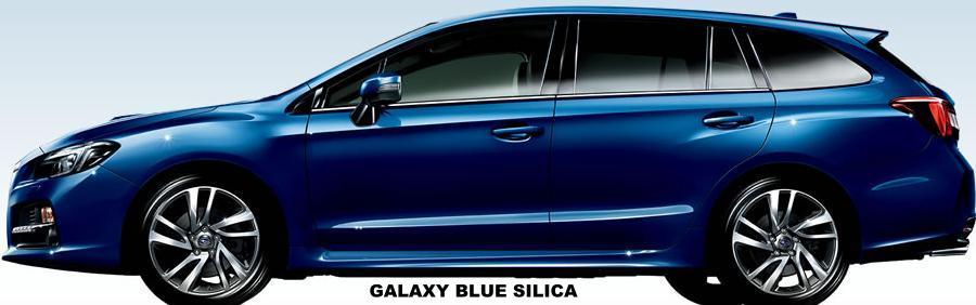 New Subaru Levorg phot...