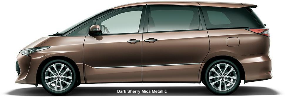 DARK SHERRY MICA METALLIC