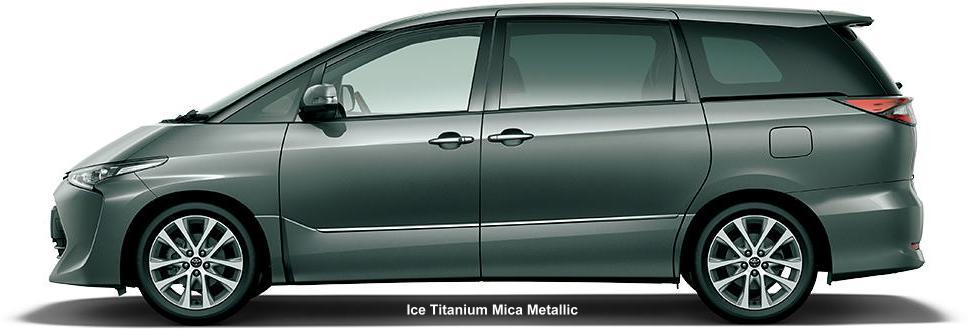 ICE TITANIUM MICA METALLIC