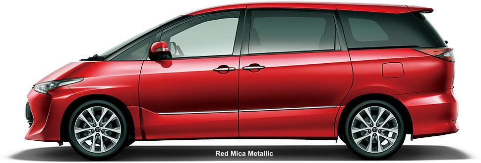 RED MICA METALLIC