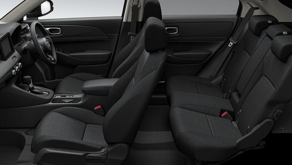 New Honda Vezel photo: Interior view image