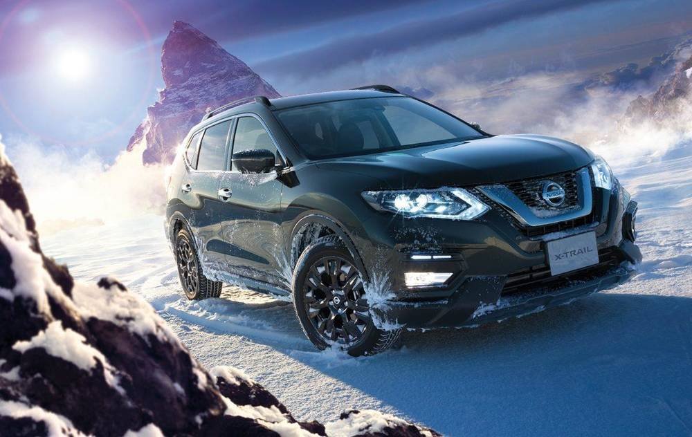 New Nissan X-Trail photo: Front image 4