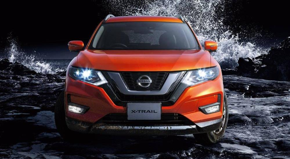 New Nissan X-Trail photo: Front image 5