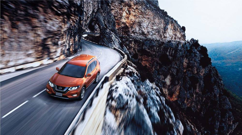 New Nissan X-Trail photo: Front image 6