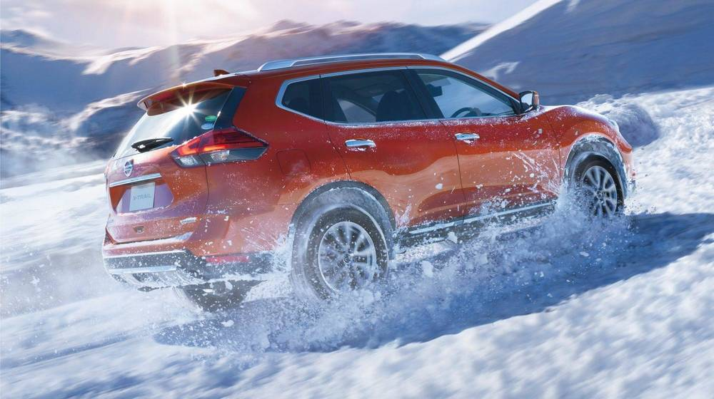 New Nissan X-Trail photo: Rear image 2