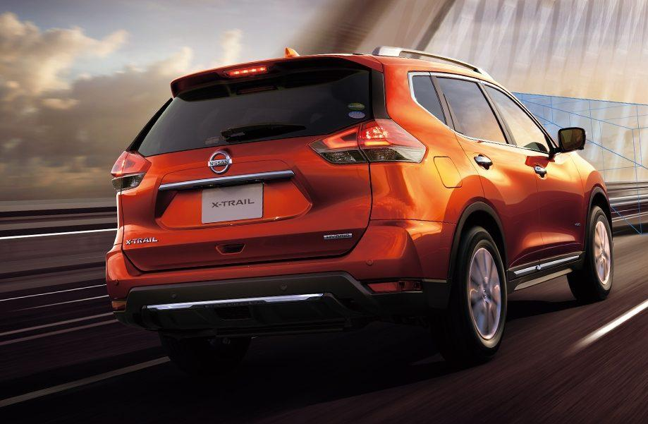 New Nissan X-Trail photo: Rear image 3