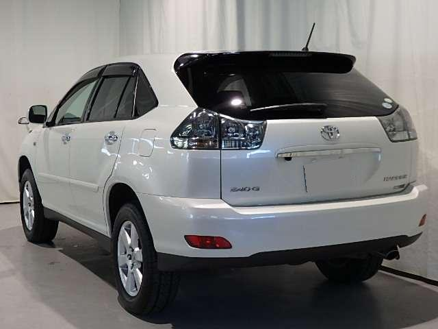 Used Toyota Harrier Picture Image 2010 Model Photo In