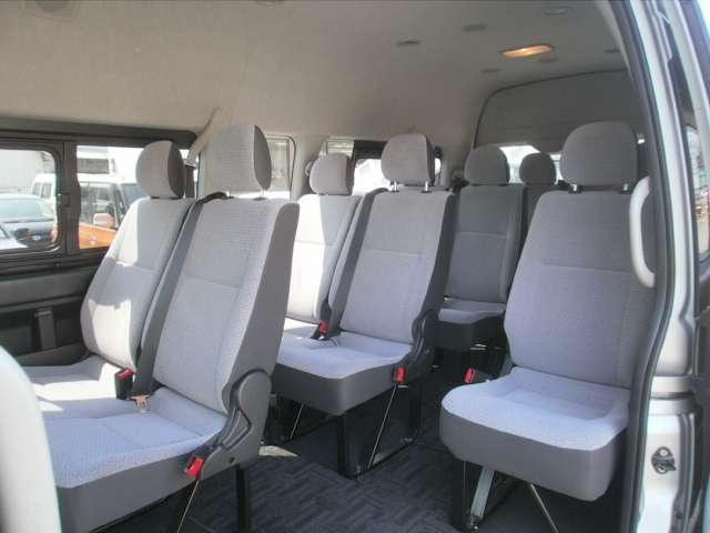 used Toyota Hiace Commuter photo - 2016 model Silver color