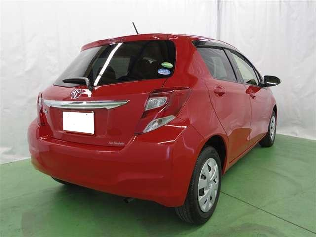 The Car Company >> Used Toyota Vitz 2014 Model Red color photo, image, pictures