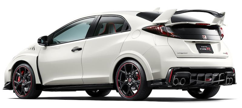 new honda civic type r championship white color photo image picture. Black Bedroom Furniture Sets. Home Design Ideas