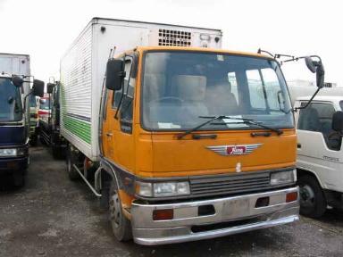 c7300a6449 Japanese used Truck Hino Ranger Refrigerator Truck. HINO RANGER  REFRIGERATOR TRUCK