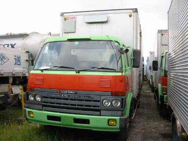 NISSAN CONDOR USED TRUCK FOR SALE