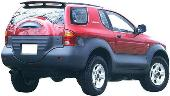 ISUZU VEHICROSS USED CAR IN JAPAN