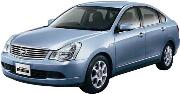 USED NISSAN BLUEBIRD SYLPHY STOCK IN JAPAN