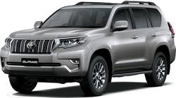 TOYOTA LAND CRUISER PRADO JAPAN