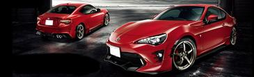 Used Toyota 86 exporter in Japan