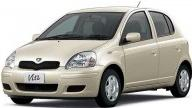 USED TOYOTA VITZ JAPAN